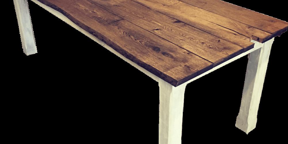 Dubový kuchyňský stůl