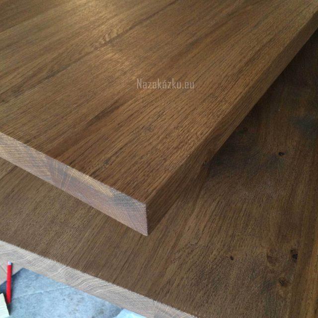 Dubové spárovky   dubové stolové desky